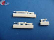 Pavla M35018 1/35 Resin Model U.S.Light hand weapons set